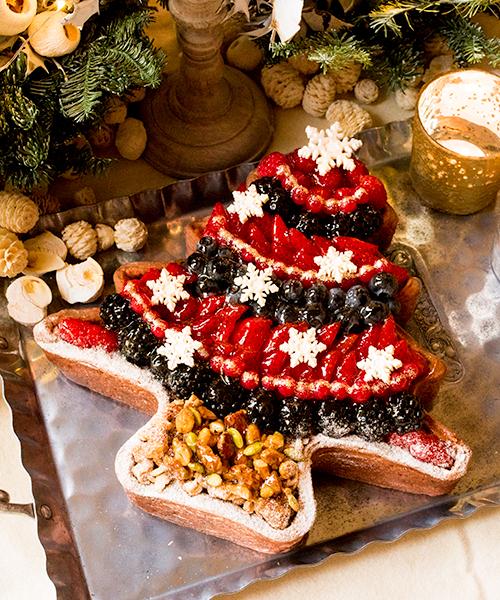 【2016年情報】キルフェボン「~タルト プレミエ~クリスマスツリーのタルト」
